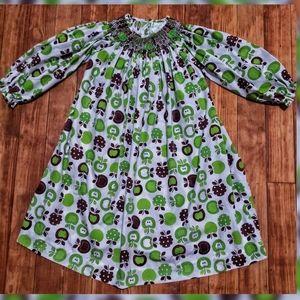 Zuccini Dress